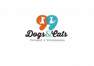 Dogs e Cats - Logo